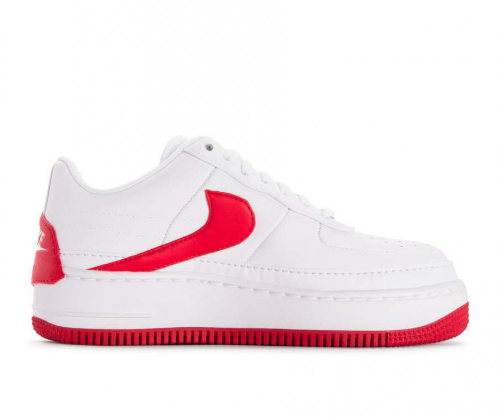 air force 1 bianche rosse