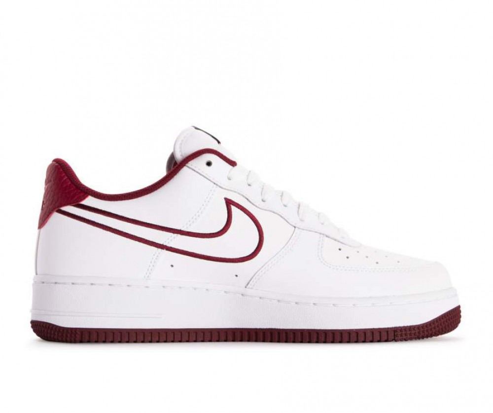 air force 1 uomo bianche 100