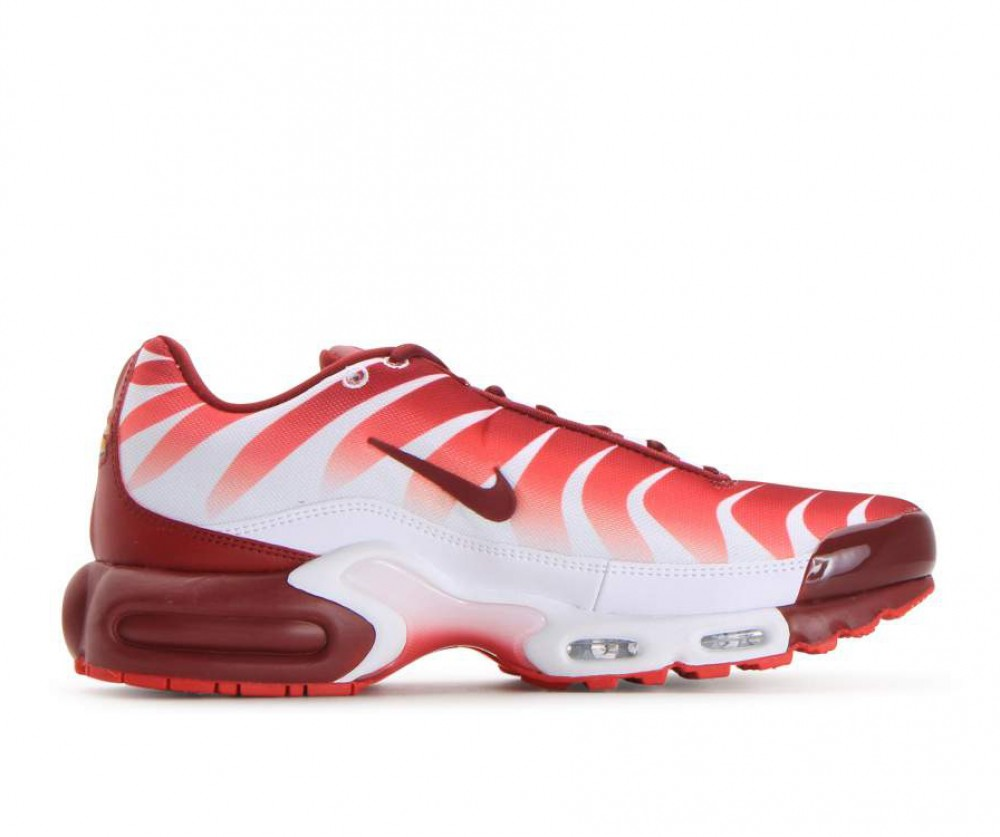 air max bianche rosse