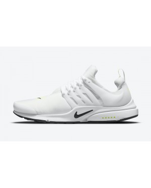 "DJ6879-100 Nike Air Presto ""Just Do It"" - Bianche/Nere-Volt"