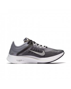 AJ9282-001 Nike Zoom Fly Sp Scarpe - Nere/Bianche/Light Bone