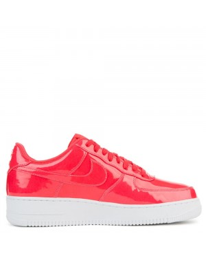 AJ9505-600 Nike Air Force 1 '07 Lv8 Uv Scarpe - Rosse/Bianche