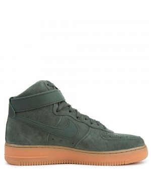 AA1118-300 Nike Air Force 1 High '07 LV8 Suede - Verdi/Verdi