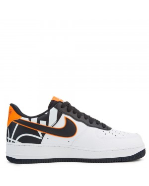 823511-104 Nike Air Force 1 '07 LV8 Scarpe - Bianche/Nere