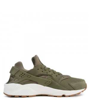 318429-201 Nike Air Huarache - Olive/Sail-Gum Marroni