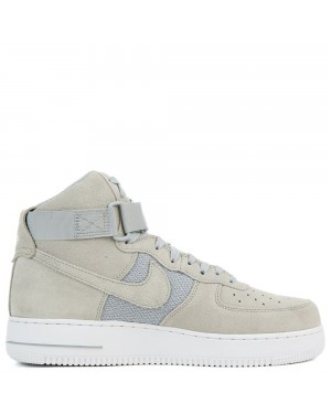 315121-041 Nike Air Force 1 High '07 - Pure Platinum/Grigio-Bianche