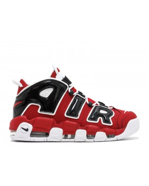 Nike Air More Uptempo '96 Rosse/Bianche/Nere 921948-600