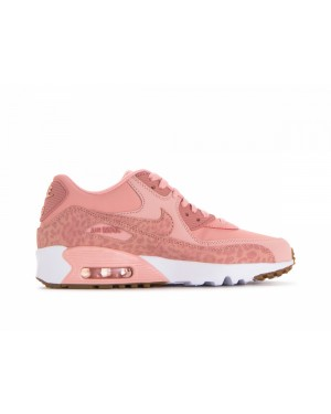 897987-601 Nike Air Max 90 Leather Se Gs - Coral Stardust/Rosa