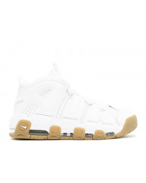 Nike Air More Uptempo Bianche/Bianche/Marroni 414962-103