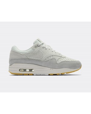 454746-019 Nike Donne Air Max 1 Premium - Grigio/Grigio-Light Pumice