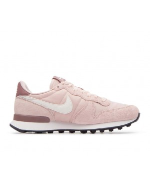 828407-211 Nike Donne Internationalist - Beige/Bianche-Smokey Mauve