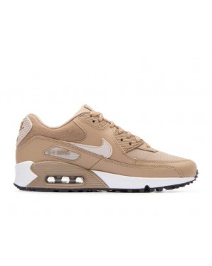 325213-212 Nike Donne Air Max 90 Scarpe - Canteen/String-Nere