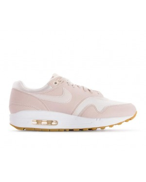 319986-036 Nike Donne Air Max 1 - Desert Sand/Phantom-Marroni