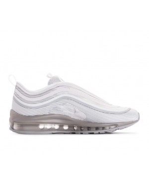918356-008 Nike Air Max 97 Ultra Scarpe - Pure Platinum/Pure Platinum