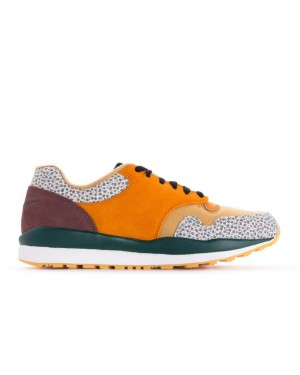 AO3298-800 Nike Air Safari SE - Monarch/Gialle-Flax-Mahogany Mink