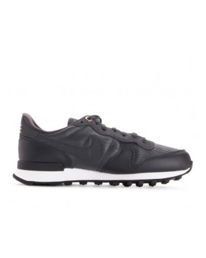 828404-012 Nike Donne Internationalist Premium - Anthracite/Bianche