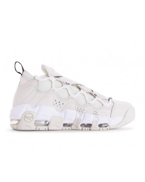 AO1749-001 Nike Donne Air More Money Scarpe - Phantom/Phantom/Bianche