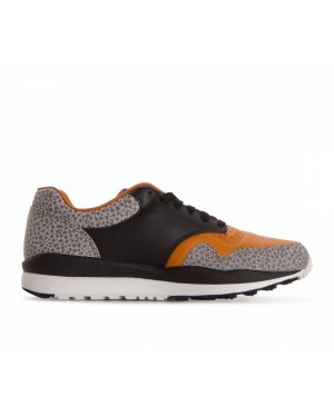AO3295-001 Nike Air Safari Qs Retro - Nere/Nere/Monarch/Cobblestone