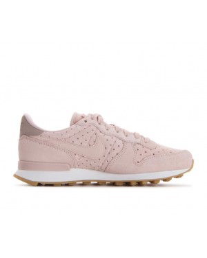 828404-204 Nike Donne Internationalist Premium - Beige/Beige