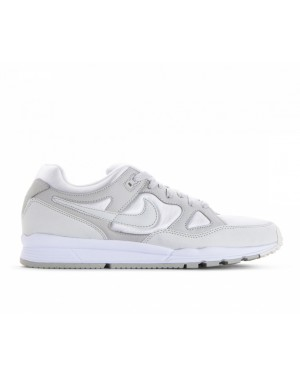 AH8047-100 Nike Air Span II - Bianche/Light Bone-Bianche