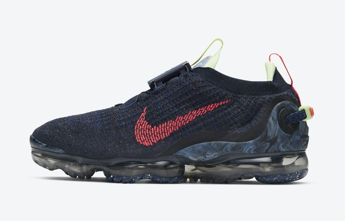 CW1765-400 Nike Air VaporMax 2020 - Obsidian/Rosse-Barely Volt