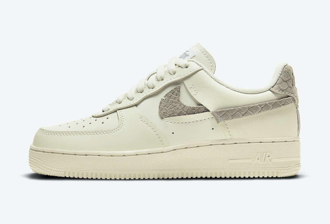 DH3869-001 Nike Donne Air Force 1 Low LXX - Sea Glass/Light Arm