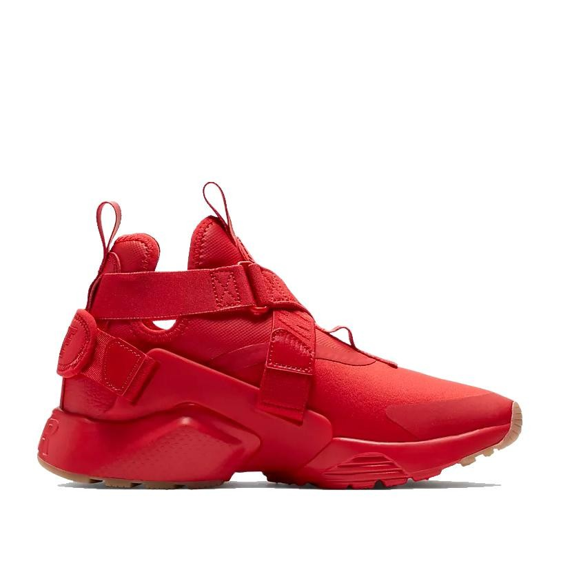 AH6787-600 Nike Donne Air Huarache City - Rosse/Nere/Marroni