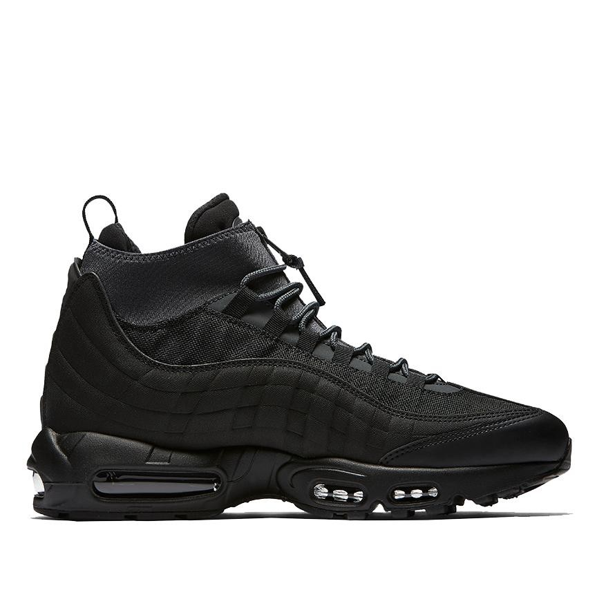 806809-001 Nike Air Max 95 Sneakerboot - Nere/Anthracite/Bianche