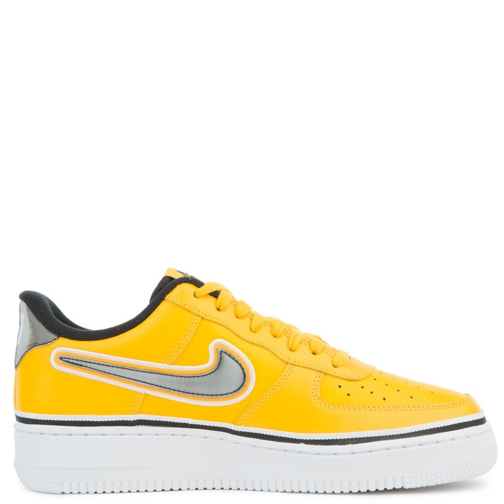 BV1168-700 Nike Air Force 1 Low - Oro/Nere-Bianche