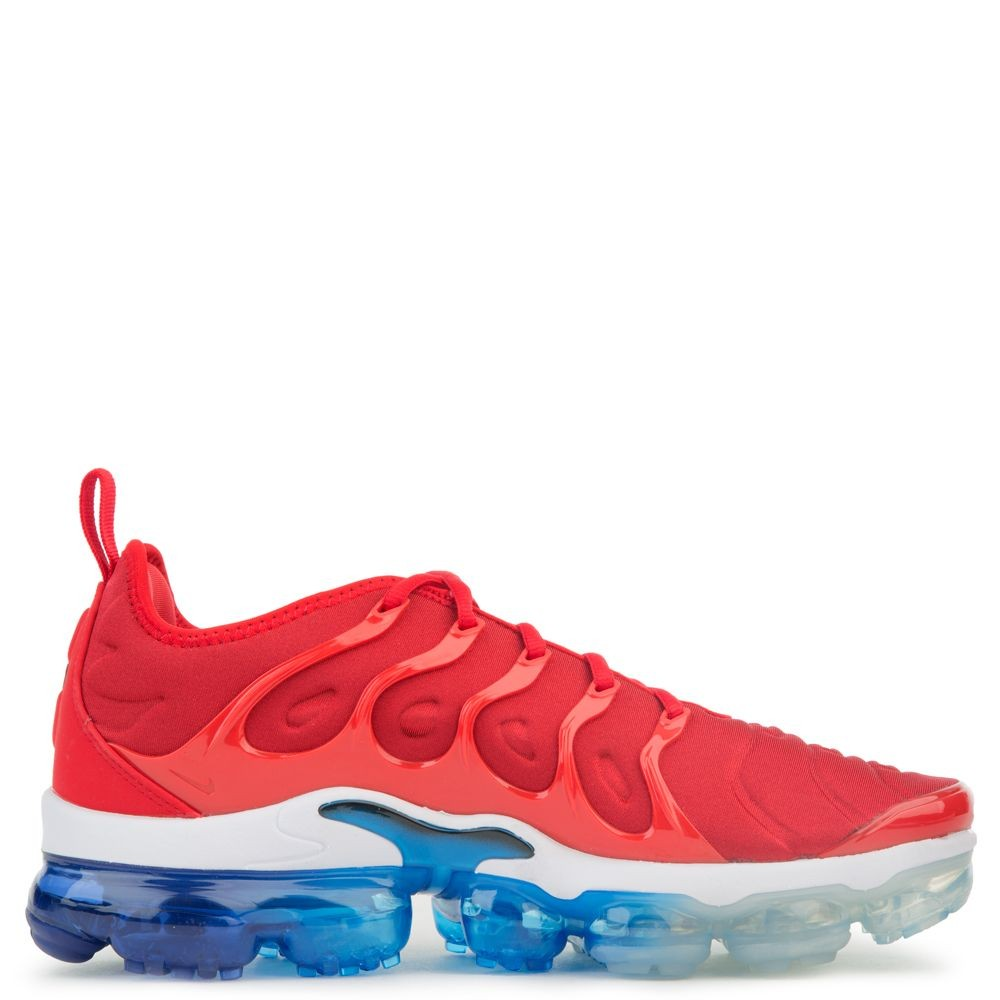low priced 1b100 2800e Uomo Nike Air Vapormax Plus Scarpe 924453-601 - Rosse | scarpenuove.com