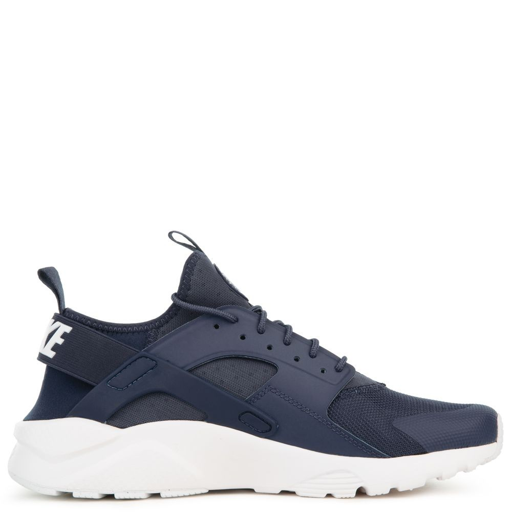 819685-409 Nike Air Huarache Run Ultra Scarpe - Navy/Bianche