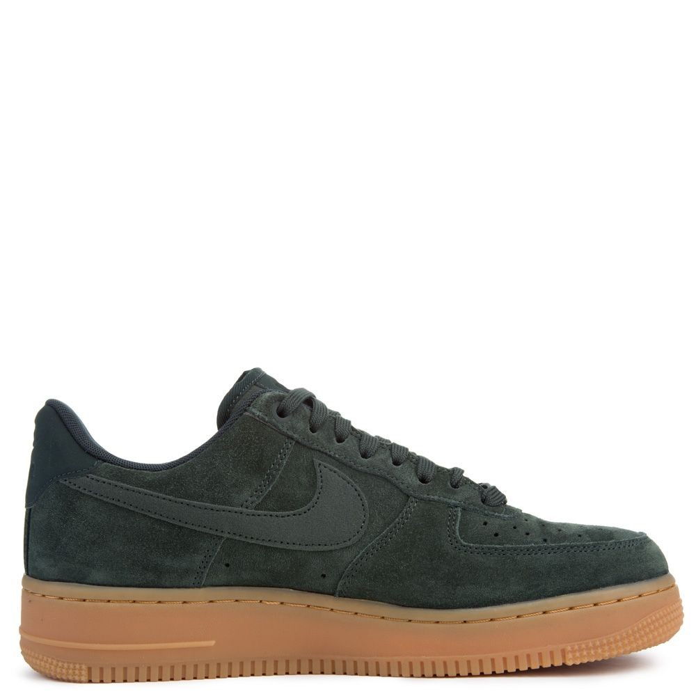 AA1117-300 Nike Air Force 1 07' LV8 Suede - Verdi/Verdi