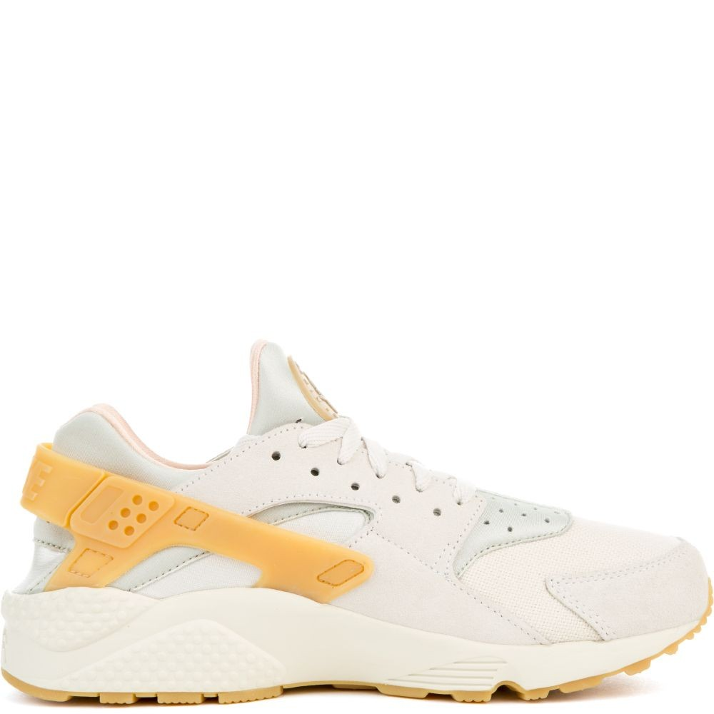 852628-004 Nike Air Huarache Run SE - Phantom/Gialle-Light Bone