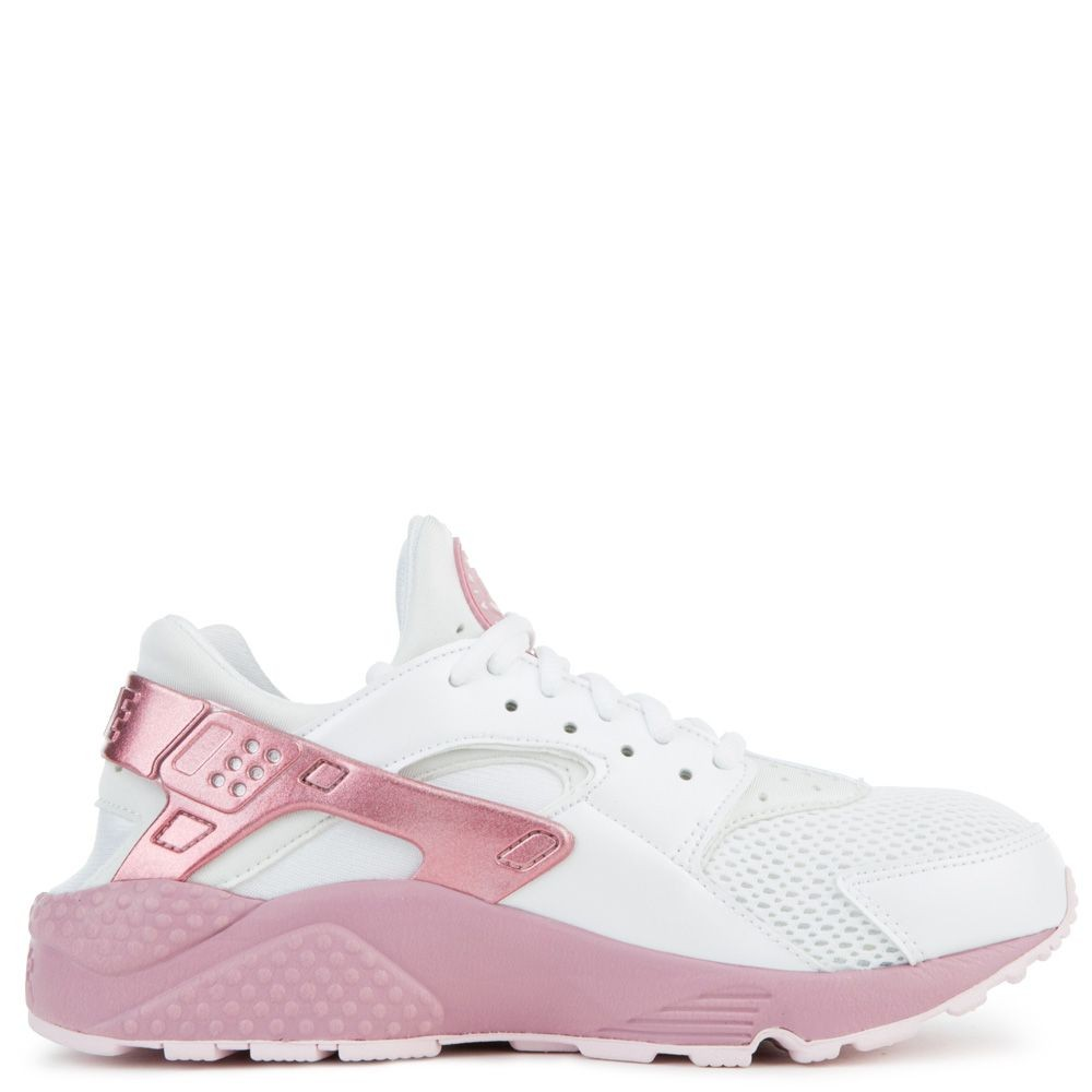 AQ7889-100 Donne Nike Air Huarache Run - Bianche/Rosa