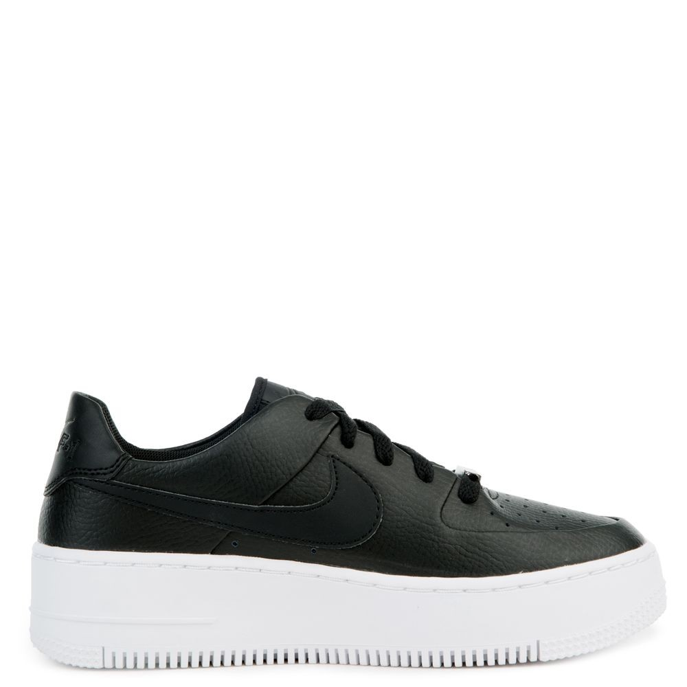 AR5339-002 Nike Air Force 1 Sage Low - Nere/Nere-Bianche