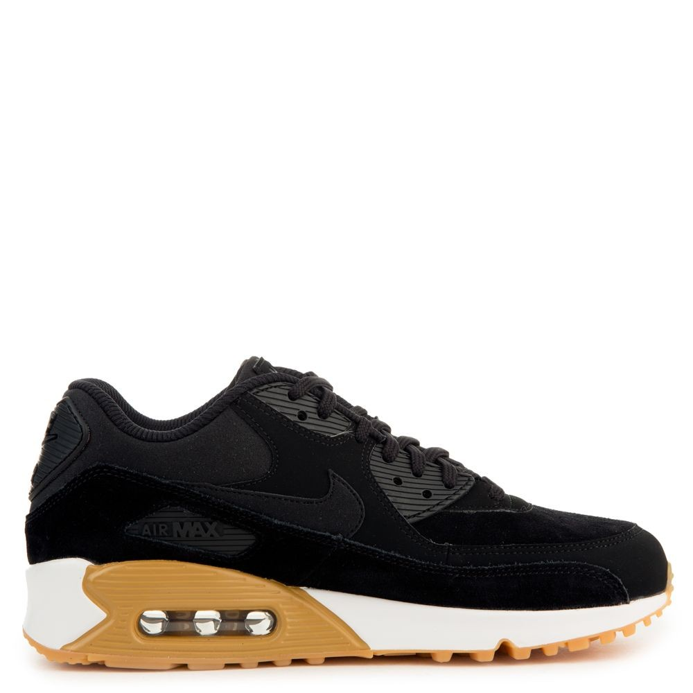 881105-003 Nike Air Max 90 Special Edition - Nere/Nere-Marroni