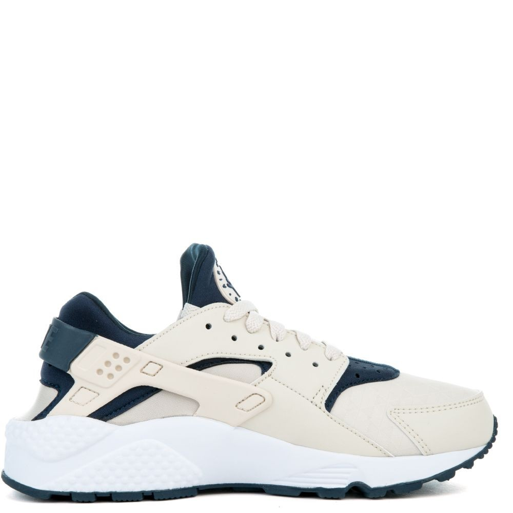 634835-114 Nike Air Huarache Run - Marroni/Armory Navy-Bianche
