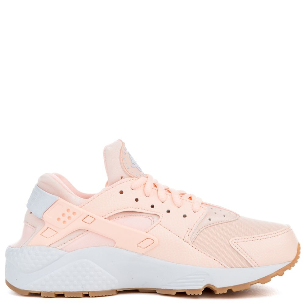 634835-607 Nike Air Huarache Run - Sunset Tint/Bianche-Gialle