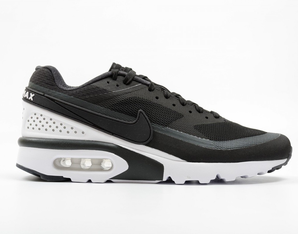 Nike Air Max Bw Ultra 819475-001 - Nere/Nere-Anthracite