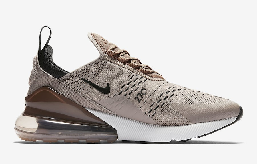 Nike Air Max 270 Sepia Stone/Nere-Bianche AH8050-200
