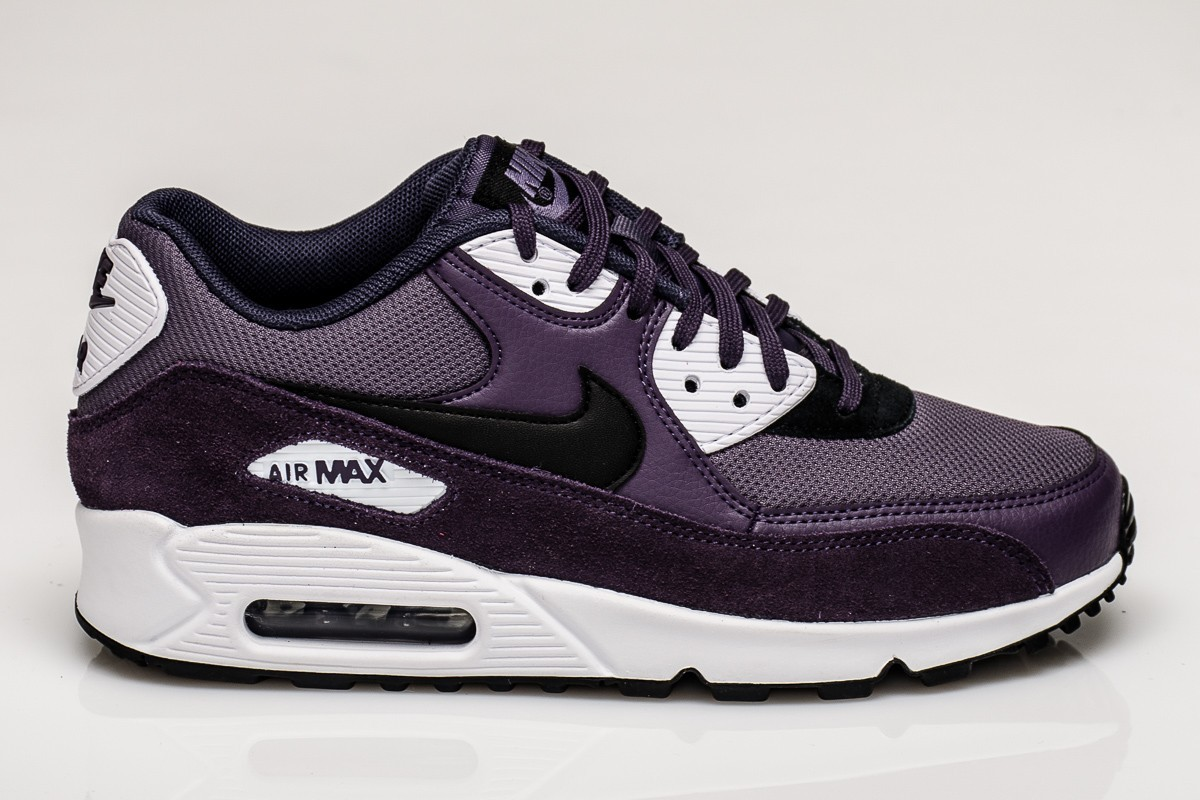Nike Donne Air Max 90 Dark Raisin/Nere 325213-507