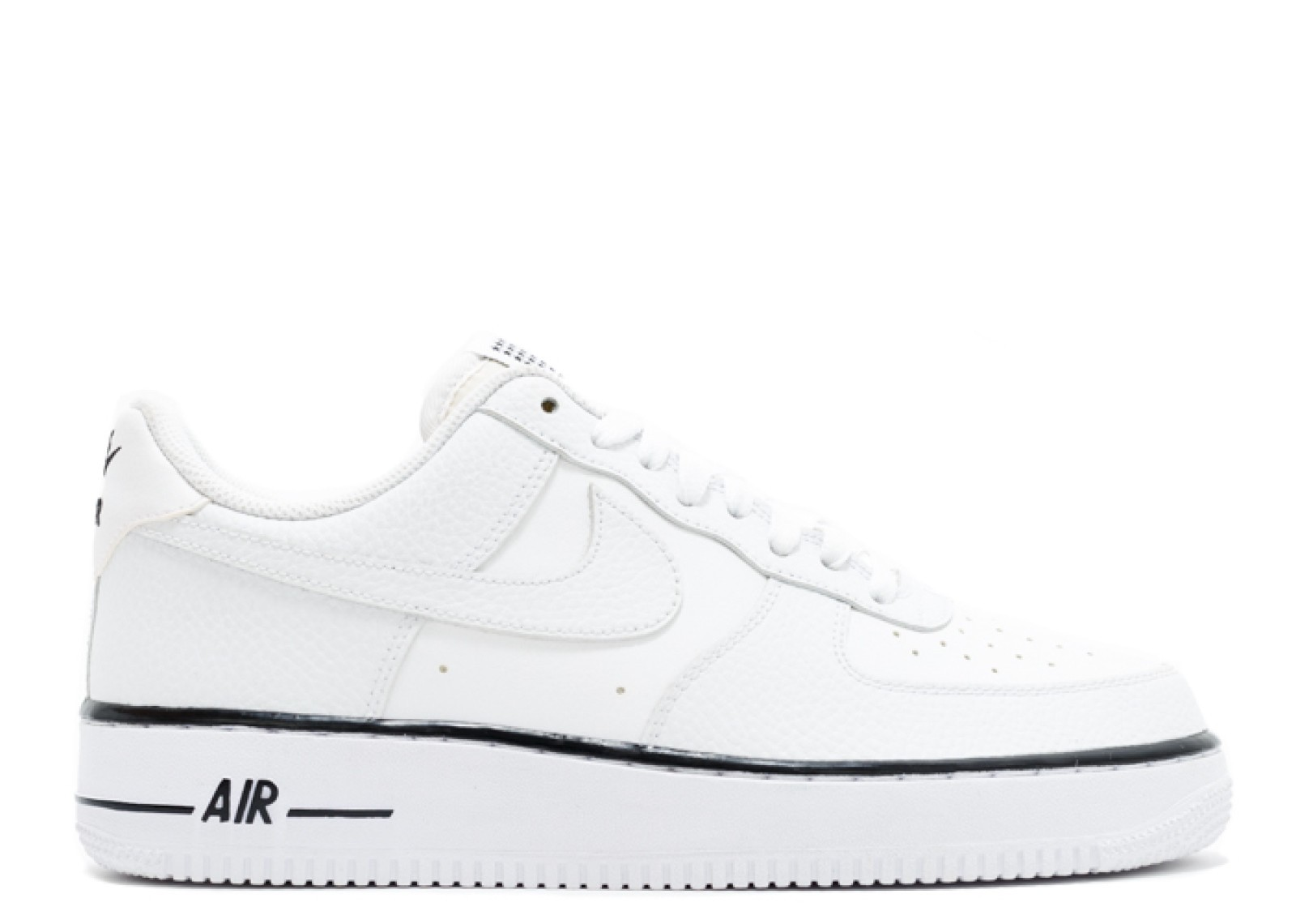 Nike Air Force 1 Low 488298-160 - Bianche/Nere