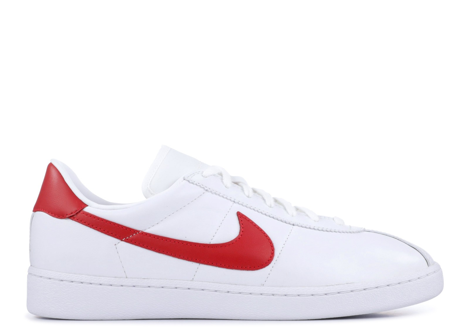 Nike Bruin Leather Bianche/Rosse 826670-160