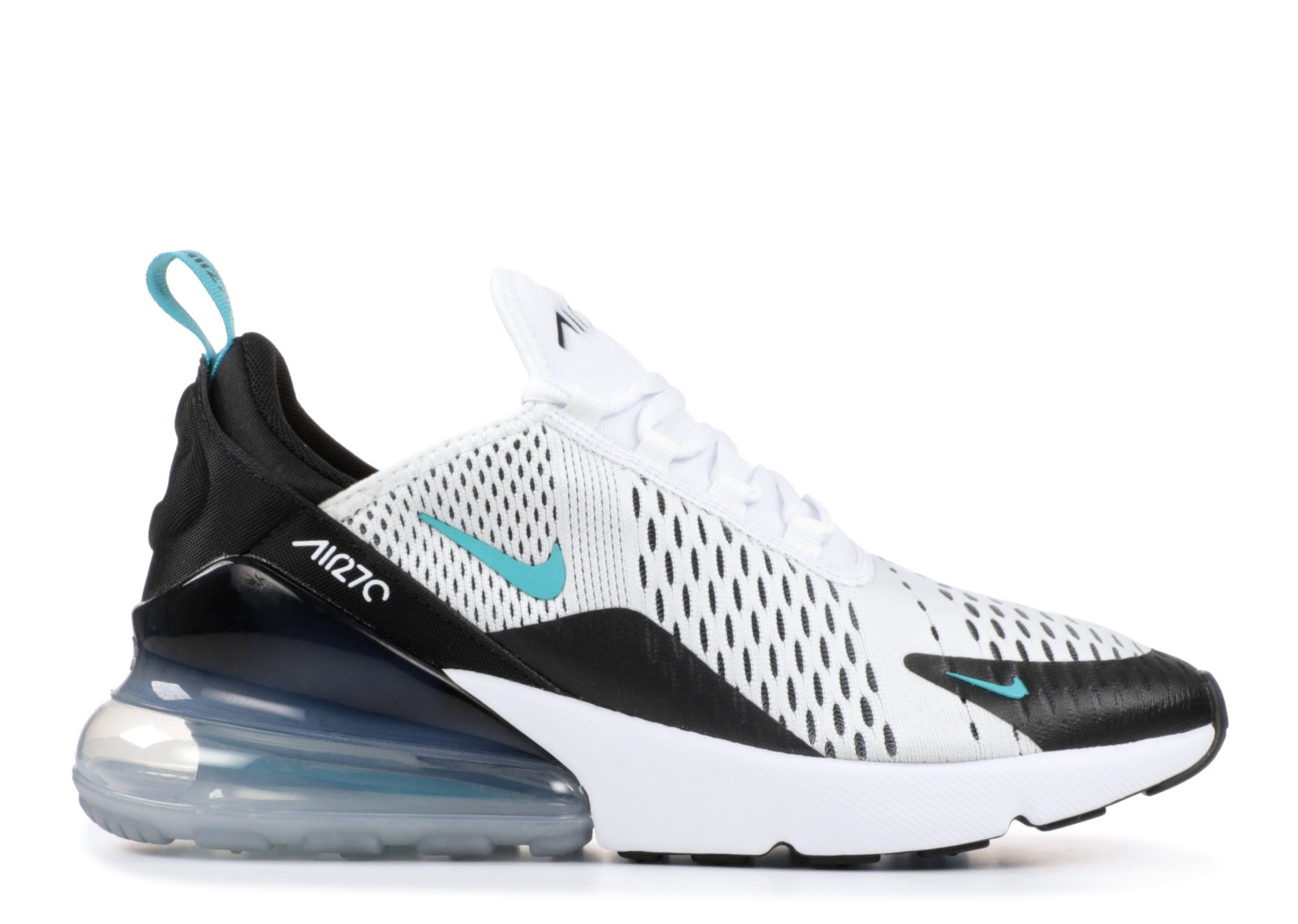 Nike Air Max 270 GS Bianche/Dusty Cactus - 943345-101