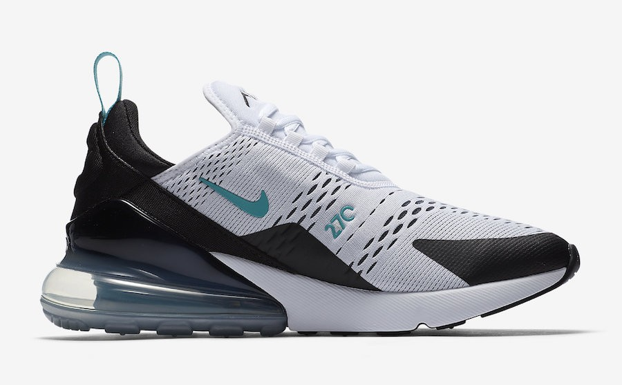 Nike Air Max 270 Nere/Dusty Cactus/Bianche AH8050-001