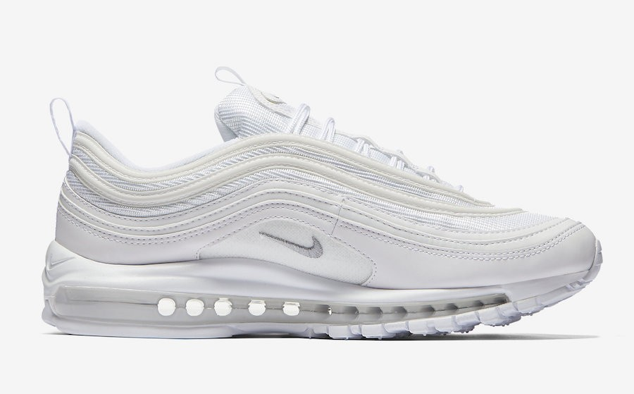 Nike Air Max 97 Triple Bianche | 921826-101