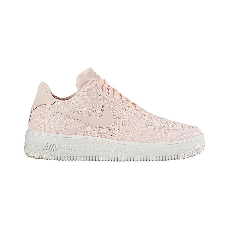 Nike Air Force 1 Flyknit Low Uomo Sunset Tint/Sail 817419-601