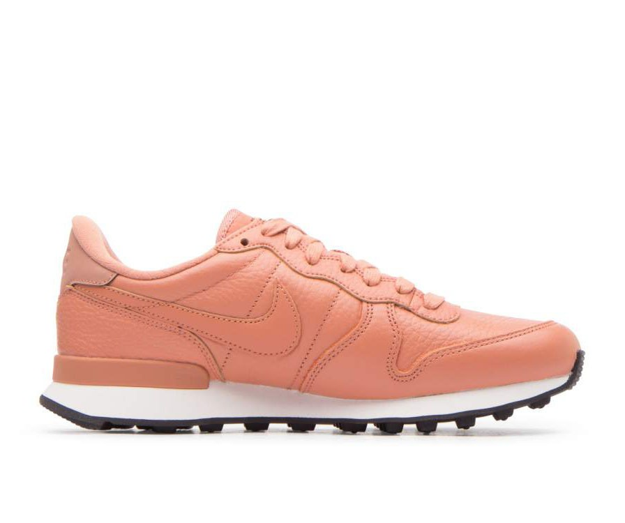 828404-205 Nike Donne Internationalist Premium - Terra Blush/Arancioni-Bianche