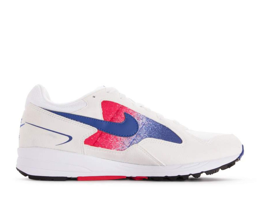 AO1551-104 Nike Air Skylon II Scarpe - Bianche/Game Royal-Rosse