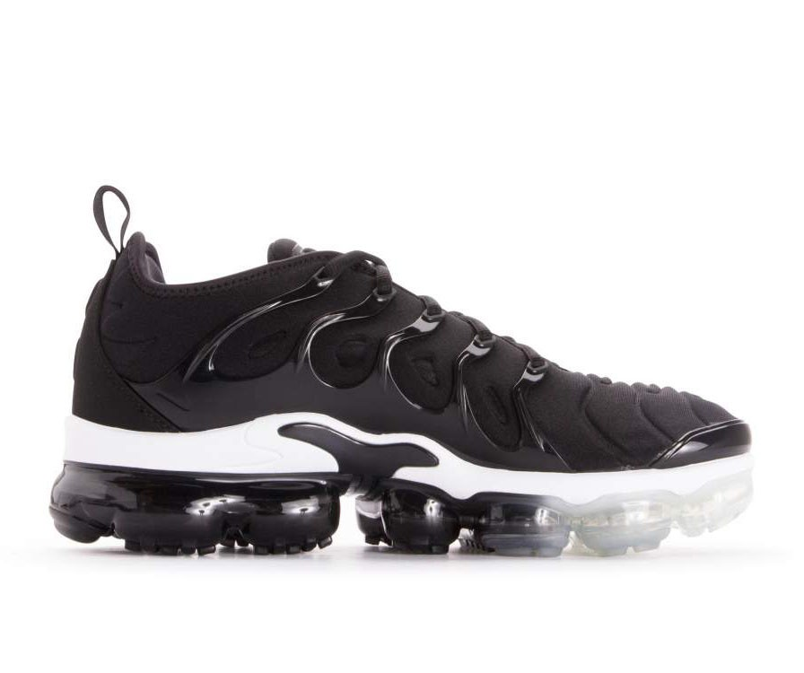 924453-010 Nike Air Vapormax Plus Scarpe - Nere/Anthracite-Bianche